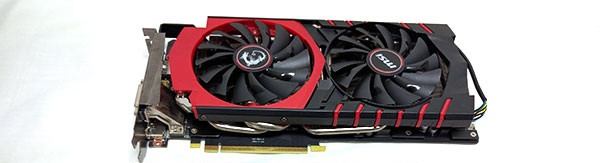 Video card with refrigerant