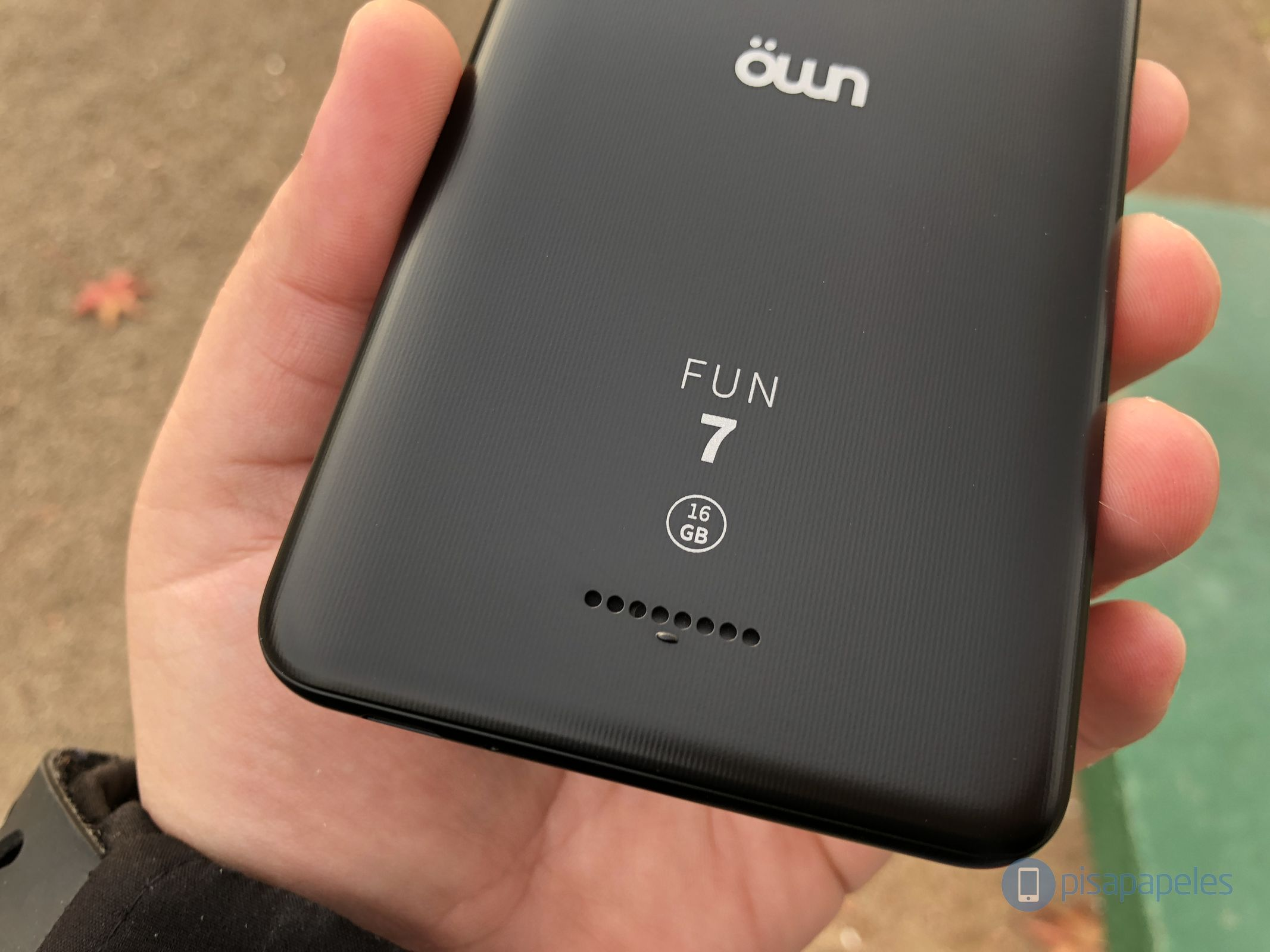 Review Öwn Fun 7 7