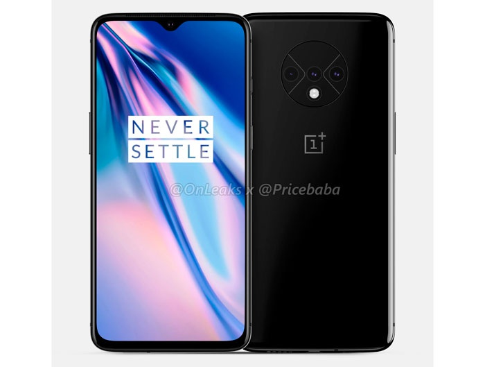 OnePlus 7T images