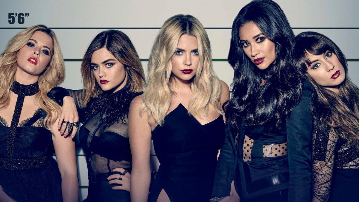Where to watch Pretty Little Liars Online? 2