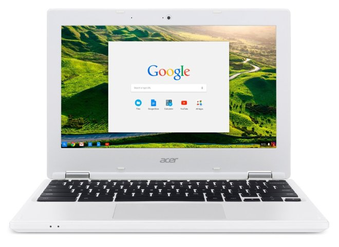 The four new Chromebooks deliver performance, portability and durability.