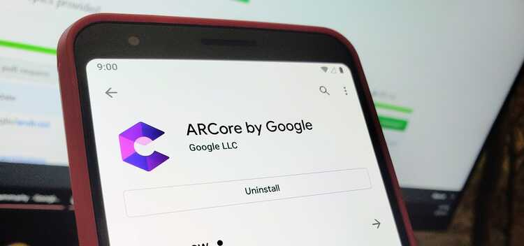 ARCore app Android Google