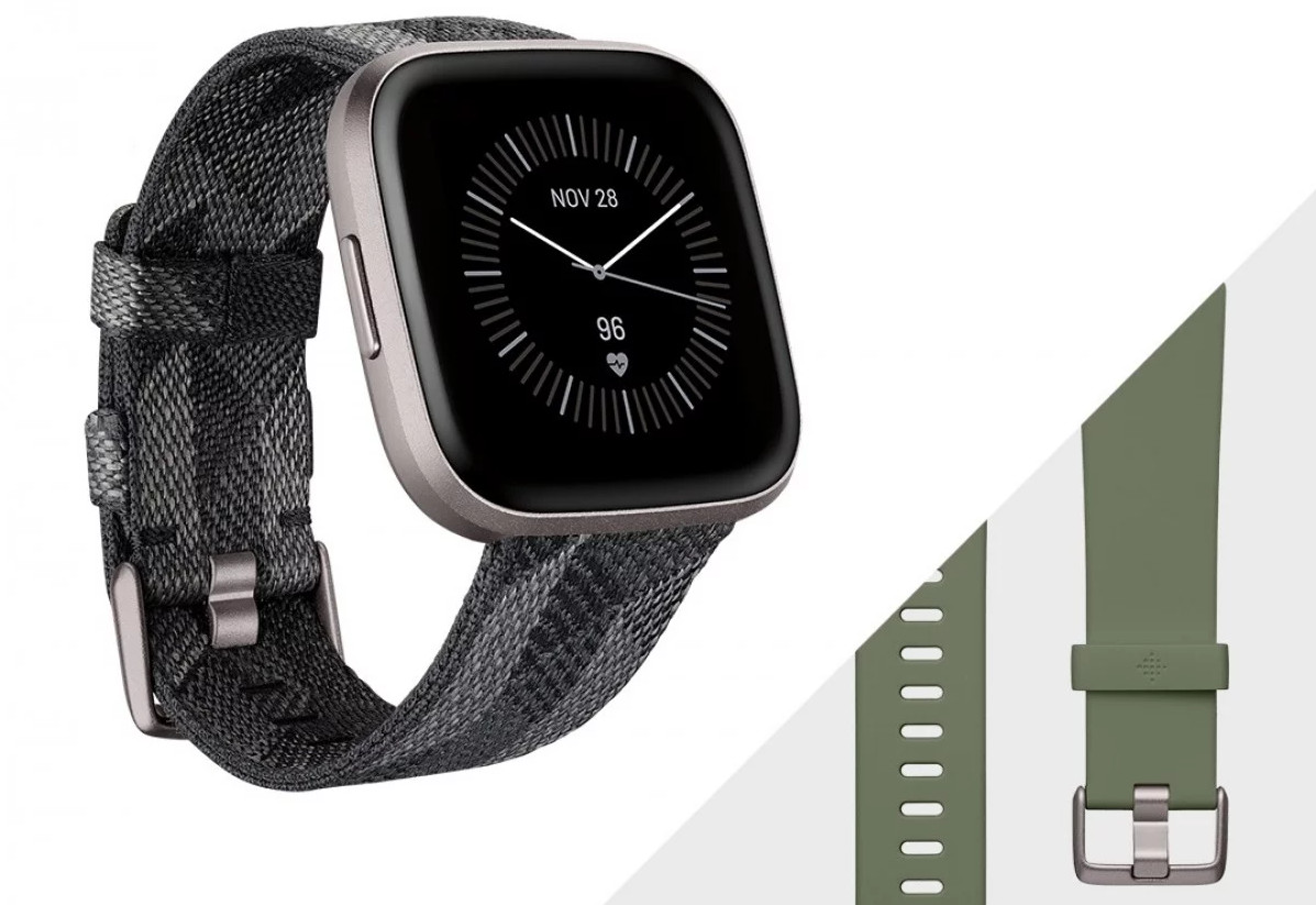 - ▷ Fitbit Versa 2 is official with OLED screen, NFC, Alexa and more »- 1