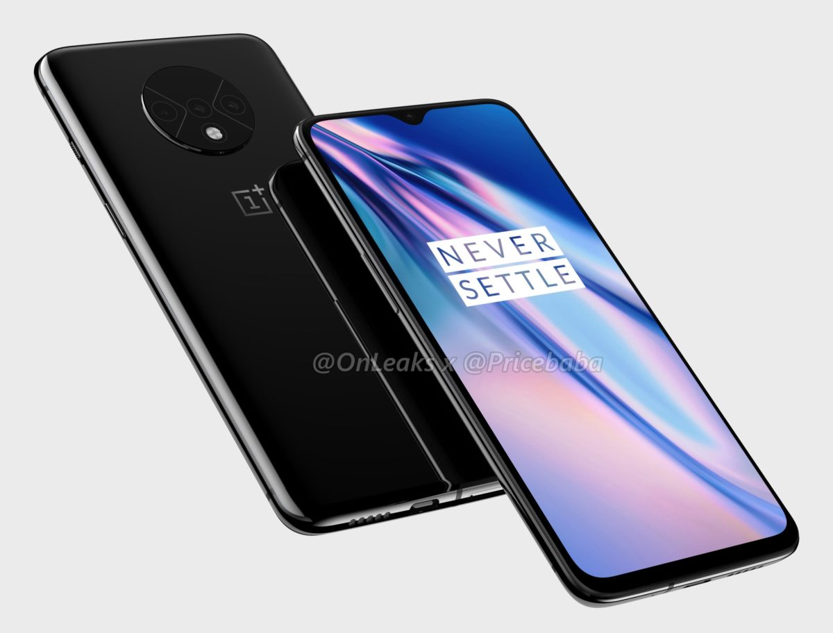 - ▷ OnePlus 7T filtration reveals 2K screen at 90Hz and more »- 3