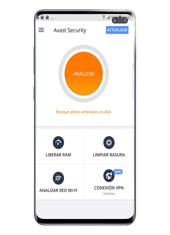 Avast Free Mobile Security, add more security when using your smartphone 1