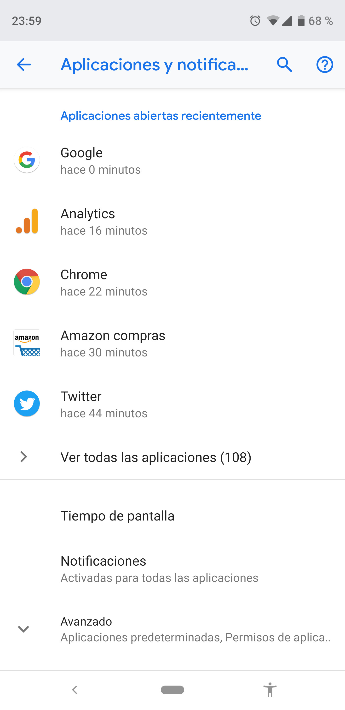 "Configuración del sistema operativo Android ""srcset ="" https://tech-blogs.com/wp-content/uploads/2019/08/1565487432_432_Give-a-new-look-to-your-Android-Change-the-Launcher.jpg 1440w, https://geeknivelsuperior.com / wp-content / uploads / 2019/07 / Settings-Android-234x480.jpg 234w, https://geeknivelsuperior.com/wp-content/uploads/2019/07/Adjust-Android-768x1579.jpg 768w ""tamaños ="" (ancho máximo: 1440px) 100vw, 1440px"