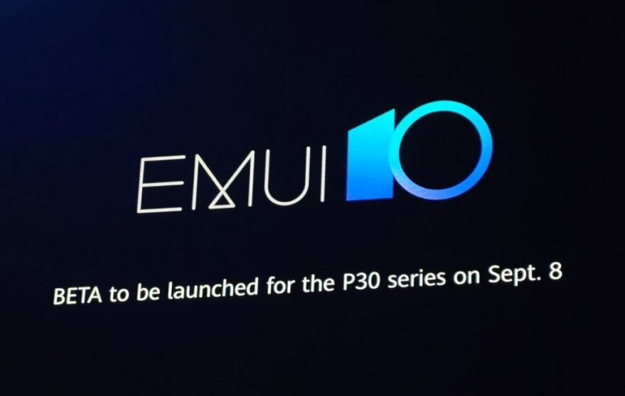 EMUI 10 will be based on Android Q: the main new features