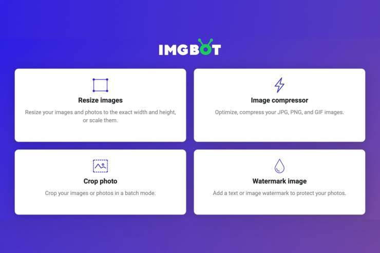 Process images in minutes, free and online 4