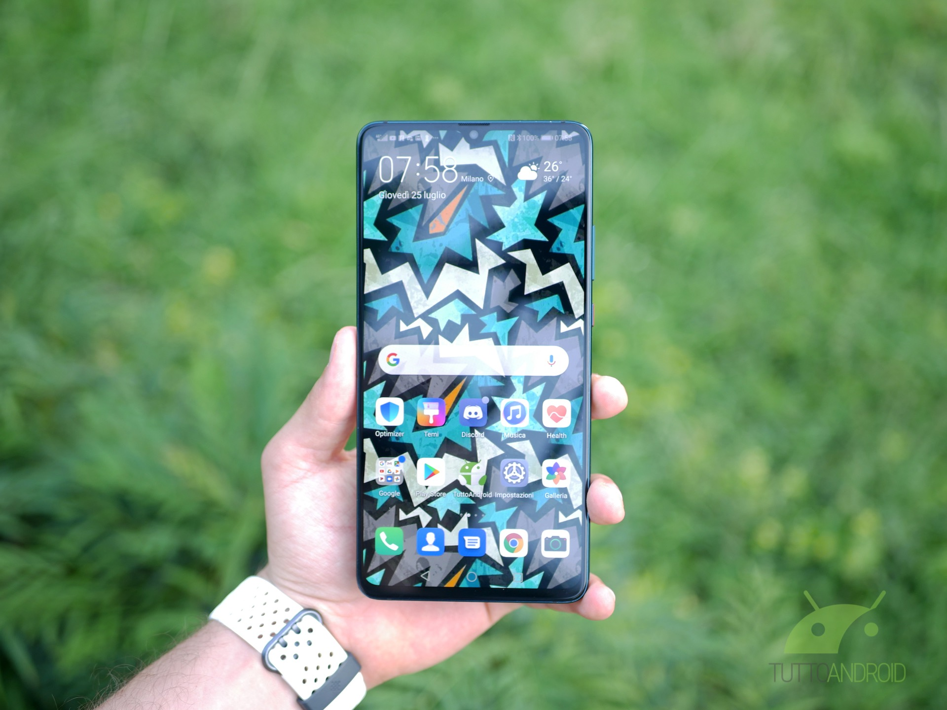 Review Huawei Mate 20 X 5G: like the Mate 20 Pro but bigger and with 5G 4