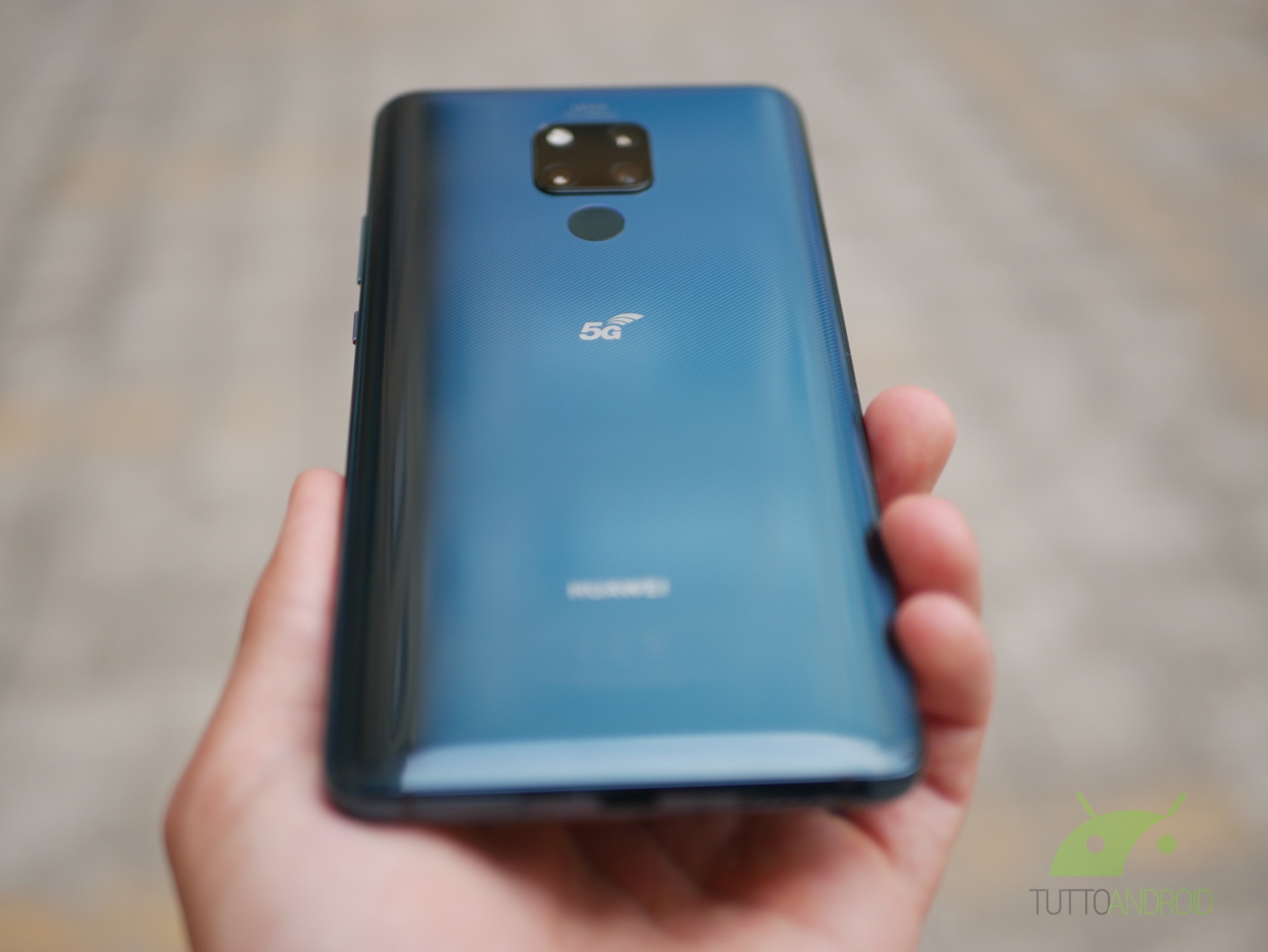 Review Huawei Mate 20 X 5G: like the Mate 20 Pro but bigger and with 5G 5