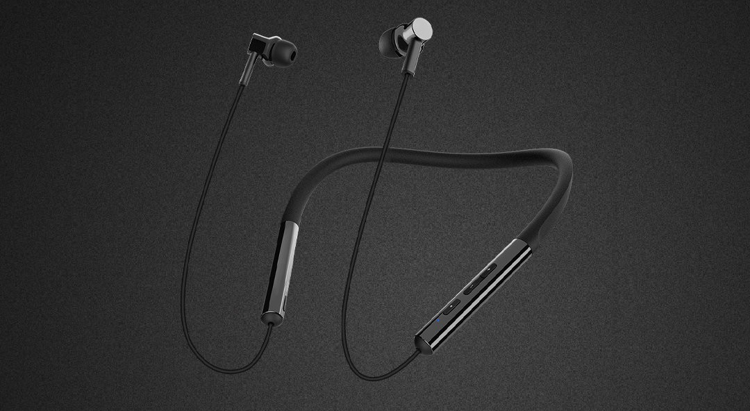Xiaomi Mi Noise Reduction Collar Headset: So are the new wireless headphones with hybrid noise cancellation