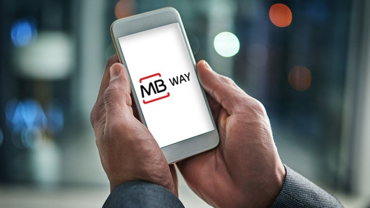 The MB WAY app has a new design! Update yours now