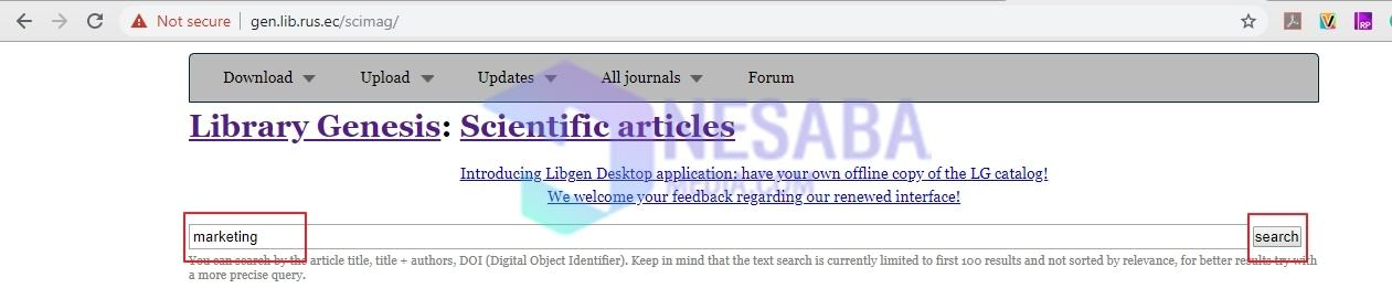 2 Ways to Download Free Journals Online, Very Easy! 2