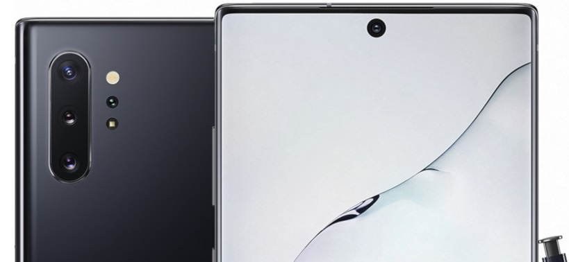 Samsung Galaxy Note10 and Note10 + announced, Premium price for a hole in the screen