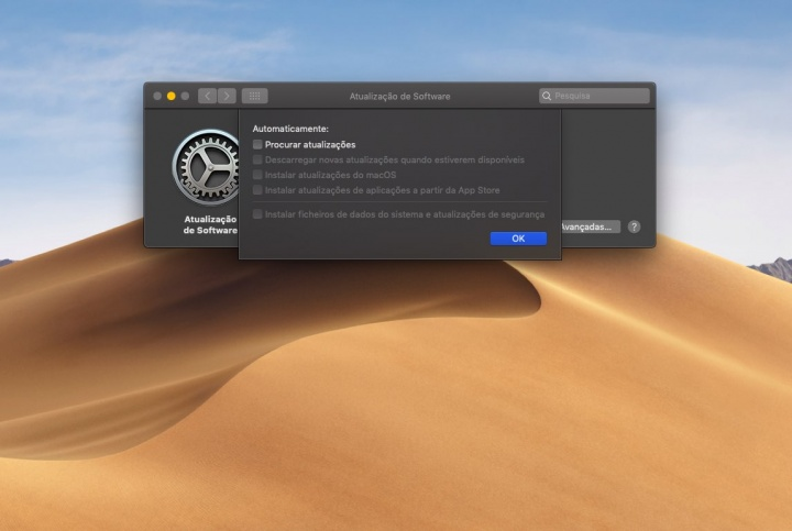 Do not be disturbed! Learn how to disable macOS update notifications 2