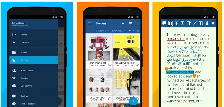 Image - 8 PDF readers for mobile