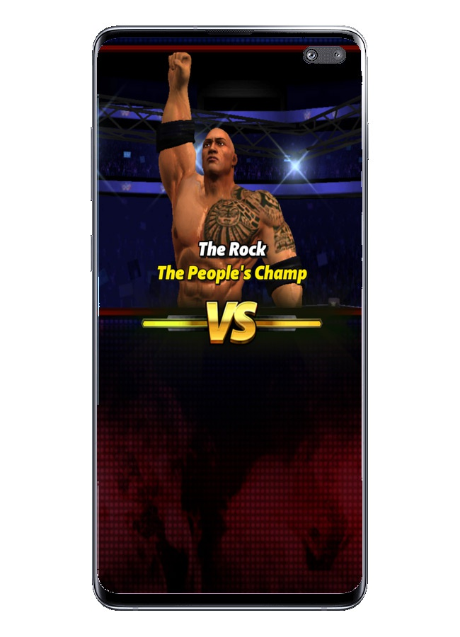 WWE Champions 2019, defeat fighters on your smartphone by combining gems 4