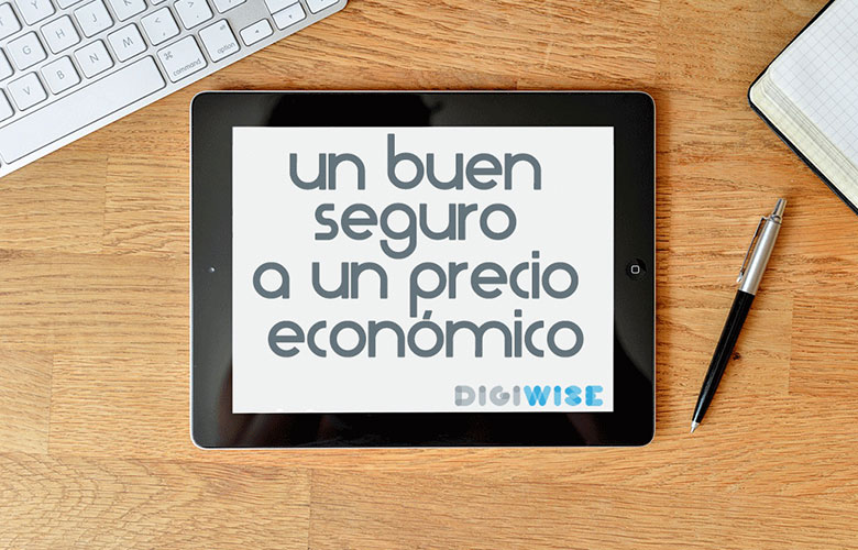 Digiwise, the economic insurance for your iPhone and iPad 4