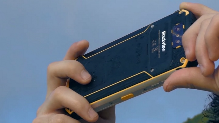 Blackview BV9500 Plus - There is a new off-road in the smartphones 4