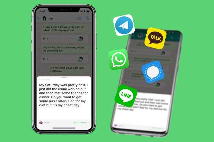 How to convert WhatsApp voice messages to text 4