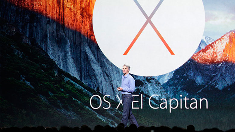 El Capitan, the features of the new OS X for Mac 4