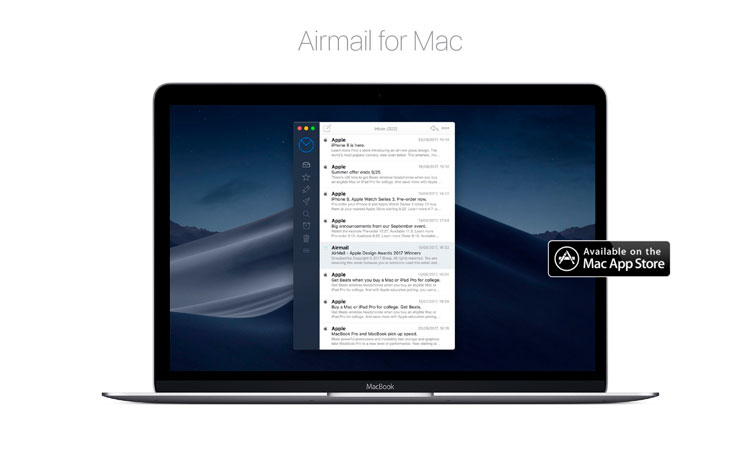 Airmail 3, best email client for Mac