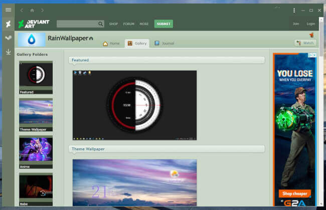 Image - How to set an animated wallpaper
