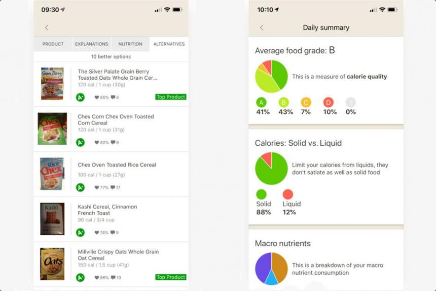 How to control what you eat with your smartphone 8