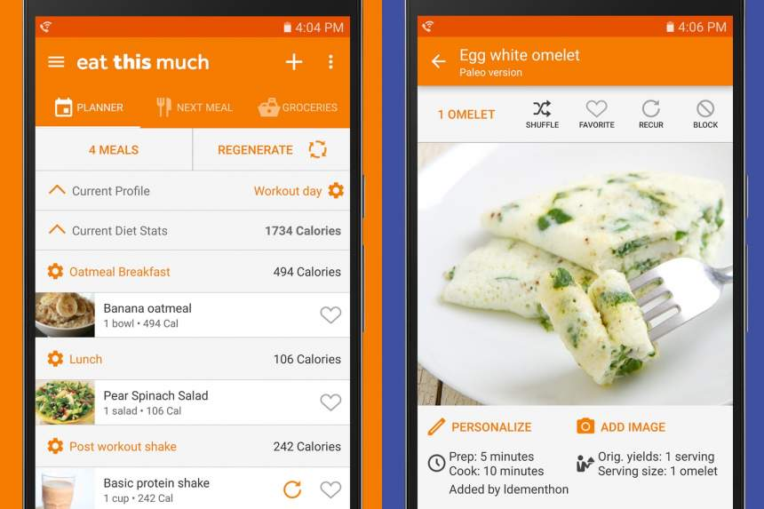 How to control what you eat with your smartphone 10