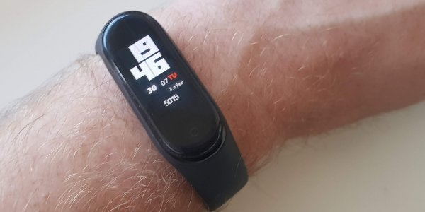 Xiaomi Mi Band 4: the best low-cost fitness bracelet