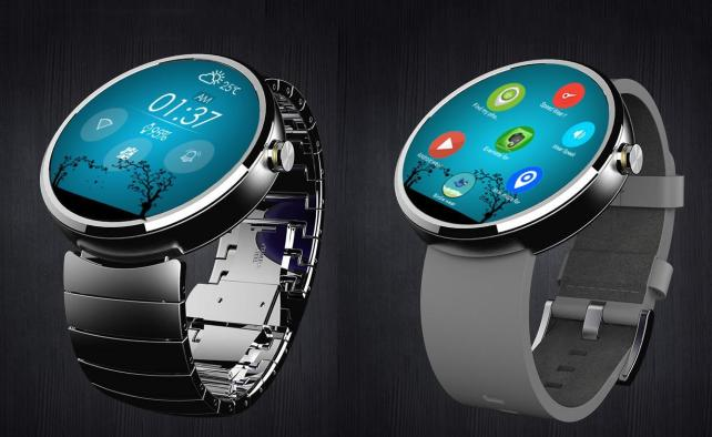 install android wear on smartwatch chinese watch