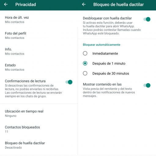 Whatsapp Protect