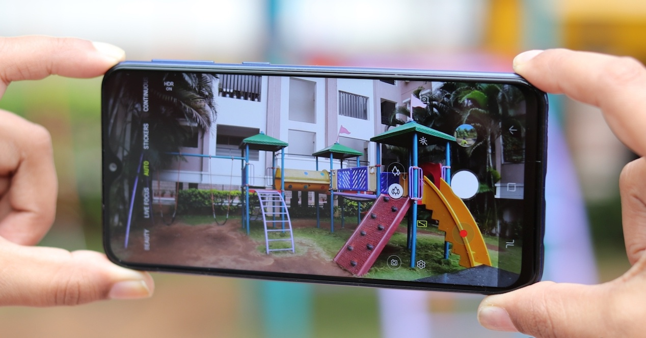 🥇 ▷ Improve photos taken with Samsung Galaxy M20 and Galaxy M30 thanks to  the Google camera » ✓