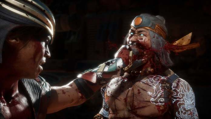 Nightwolf is now available for those who bought the MK 11 season pass 1