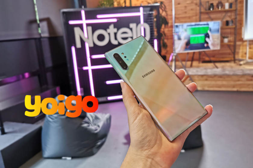Yoigo will also sell the Samsung Galaxy 256 GB Note10 +: prices and rates