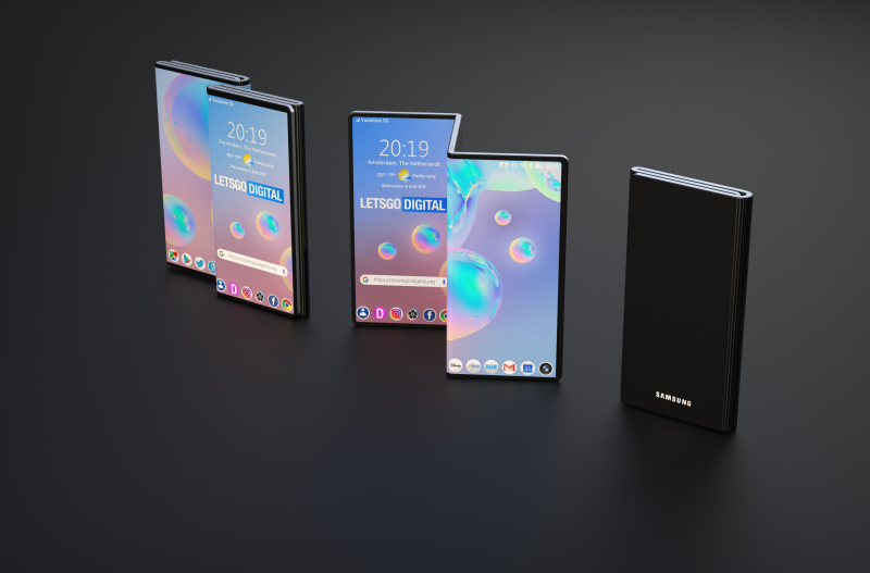 Foldables: Samsung plans to succeed the Galaxy Fold, Mate X is being moved