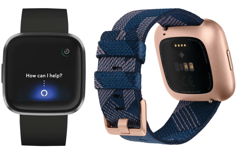 Fitbit Versa 2: Jailed packaging confirms Alexa support