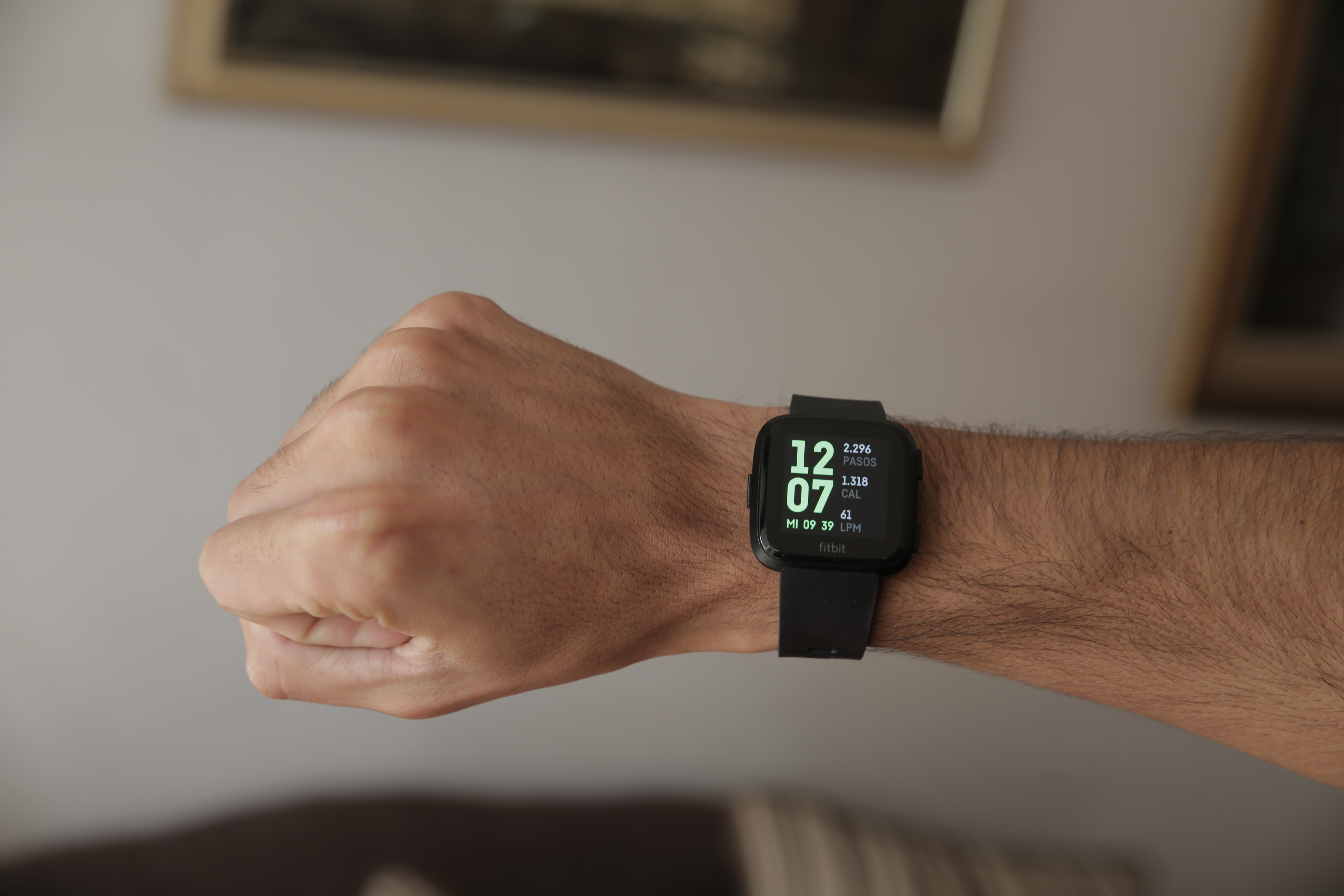Review Fitbit Versa 4