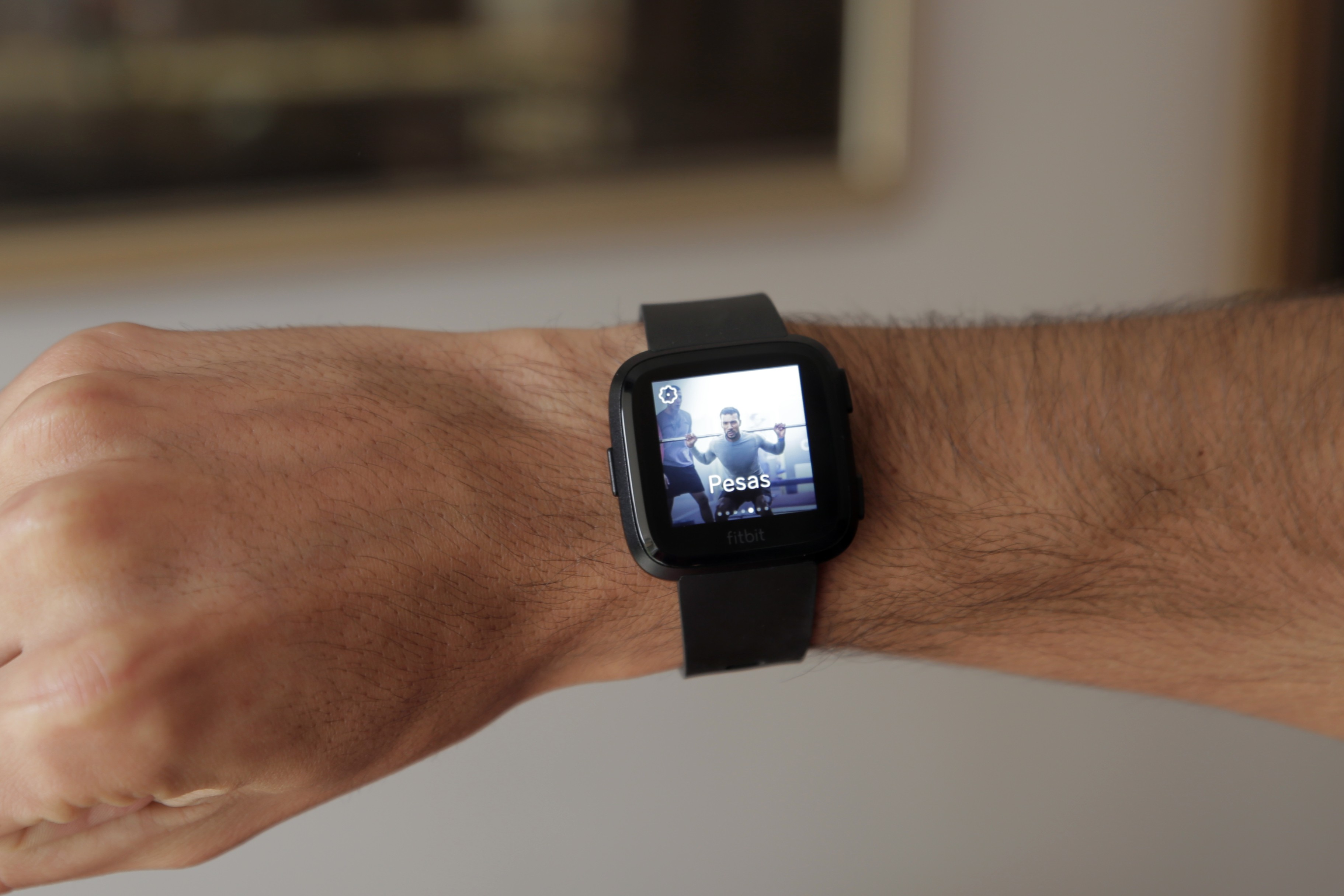 Review Fitbit Versa 6