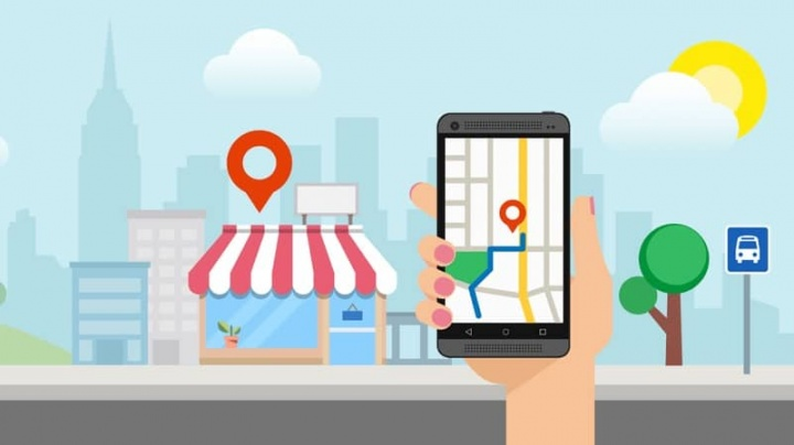 Google Maps Widget Android Route