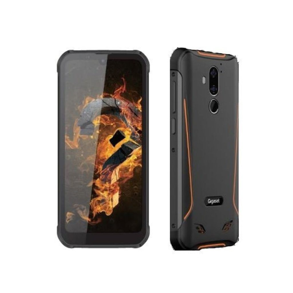 rugged phone with 6200mAh battery and Android Pie »- 3