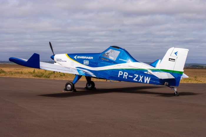 Embraer / Electric Airplane