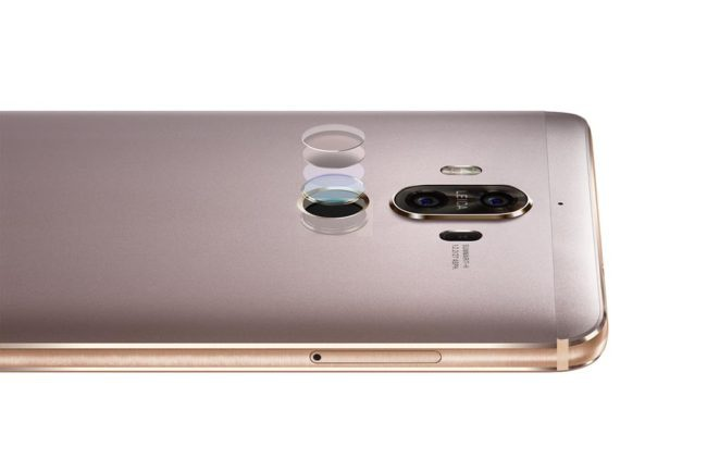 Huawei Mate 9 camera and orchard reader