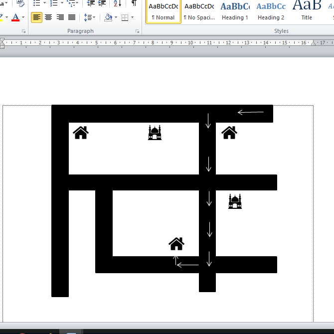 Here S How To Make A Floor Plan In Microsoft Word Easily