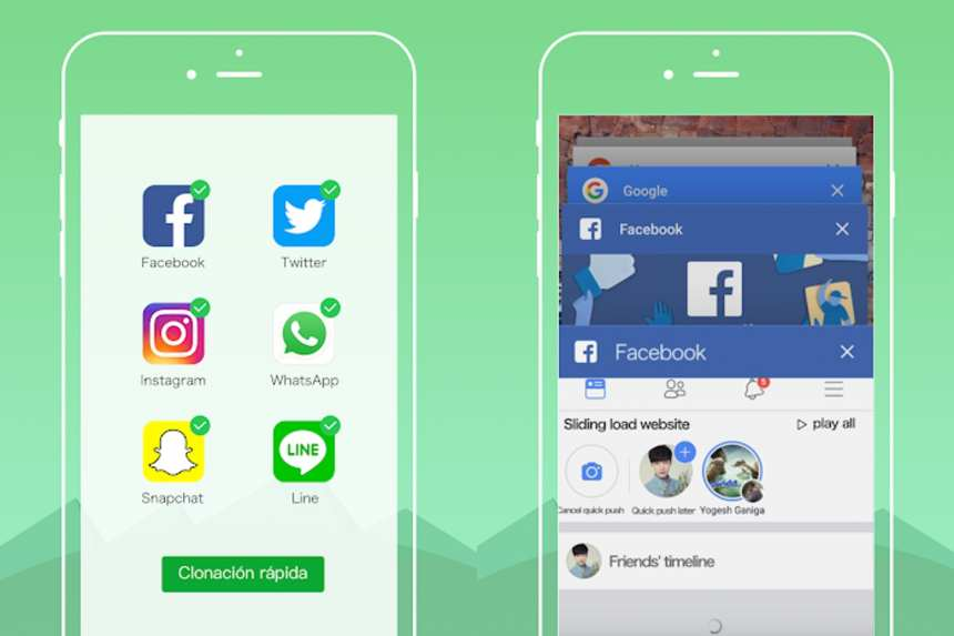 How to use two WhatsApp accounts on the same phone 3