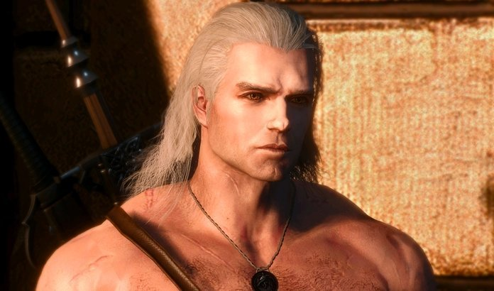 Wild Hunt 'replaces Geralt's face with Henry Cavill 2
