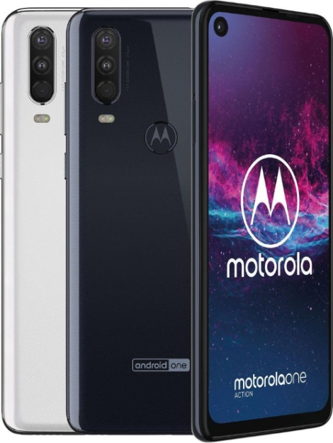 Motorola One Action, these are all its features and its price