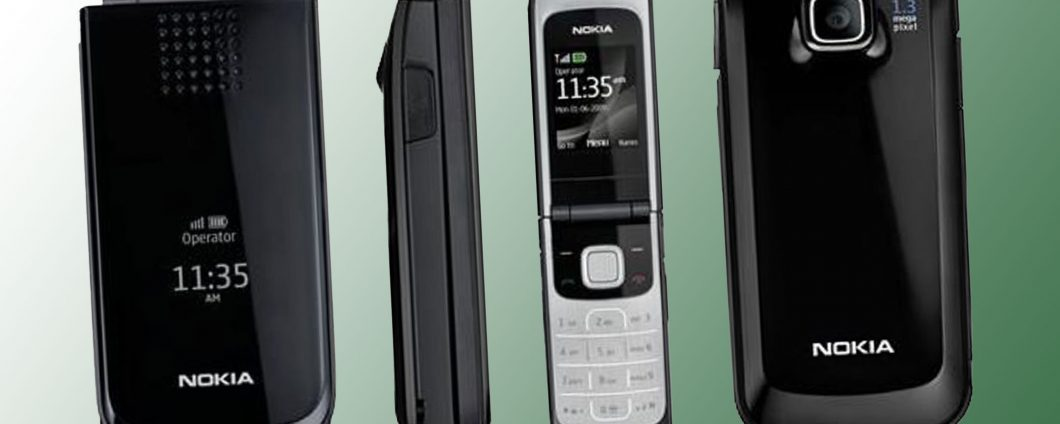 Nokia 2720: after 10 years it could come back, in 4G