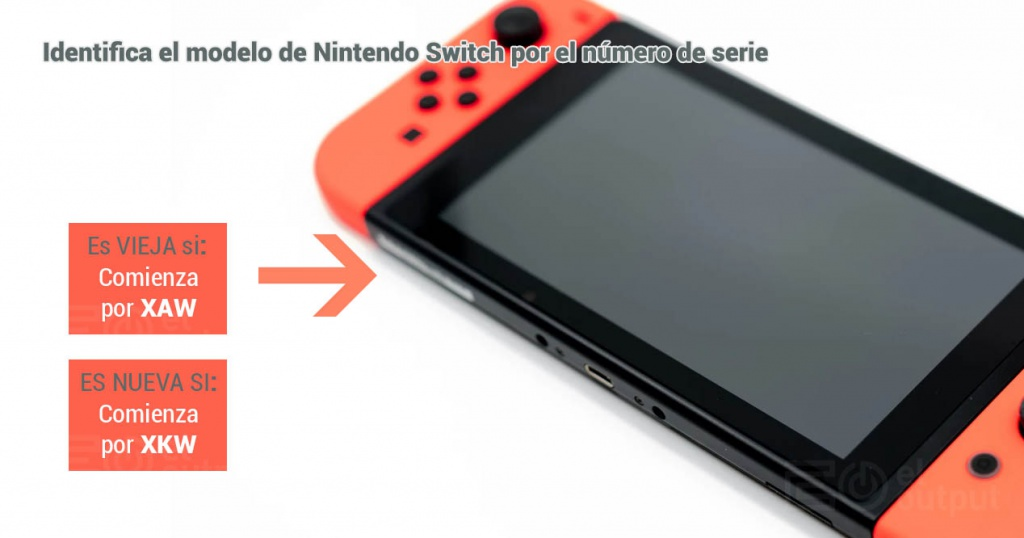 Difference Nintendo Switch