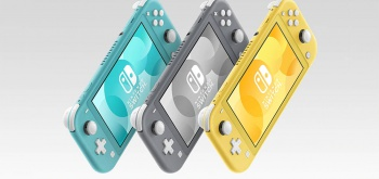 This is all you have to know about the new Nintendo Switch Lite